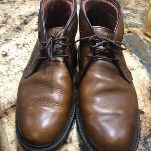 Allen Edmunds Bellevue Chukka boots